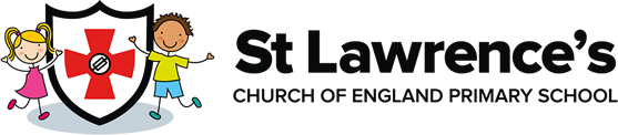 St Lawrence's CE Primary School Logo